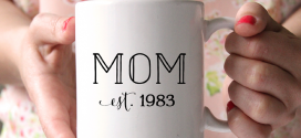 12 Mugs for Mother's Day