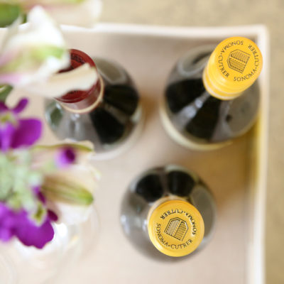 How to Plan a Summer Wine Party from Elegance and Enchantment