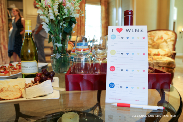 Summer is the perfect time to host a classy wine party! Here are some ideas for throwing a wine soiree, with help from Sonoma Cutrer.