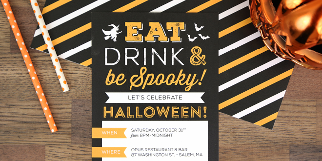Planning a Halloween Party? Download these free printable invitations and customize by typing in all of your party details. Design by Elegance and Enchantment.