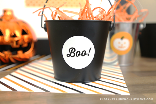 Free Printable Halloween Stickers - six different designs for Halloween  parties, crafts, DIY projects