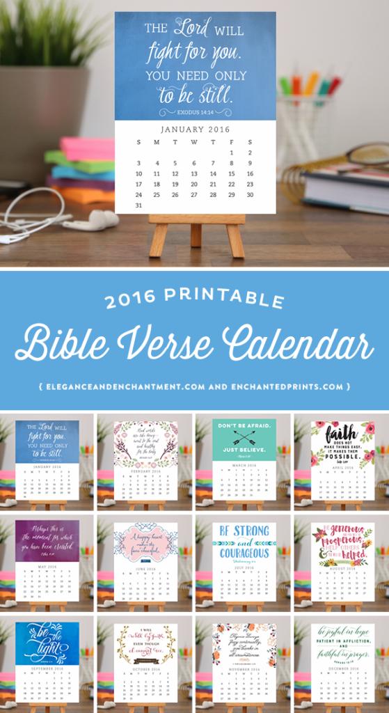 Calendar Design Quote : Free printable calendar