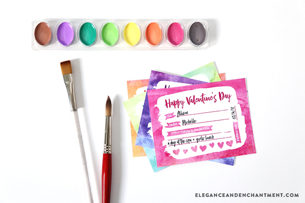 Free Printable Valentine'S Day Coupons And Stickers - Elegance