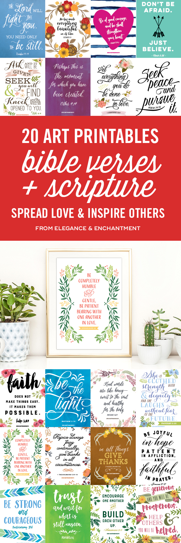Nifty image with regard to printable scripture art