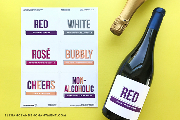 hosting a wine party download all of these party goodies for free includes printable