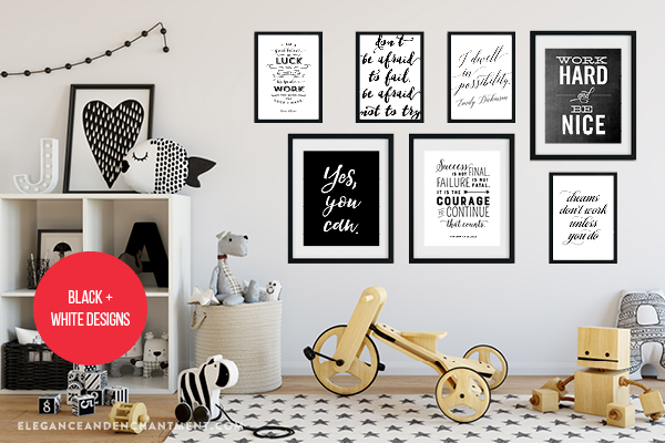 Gallery Wall Ideas A Free Printable