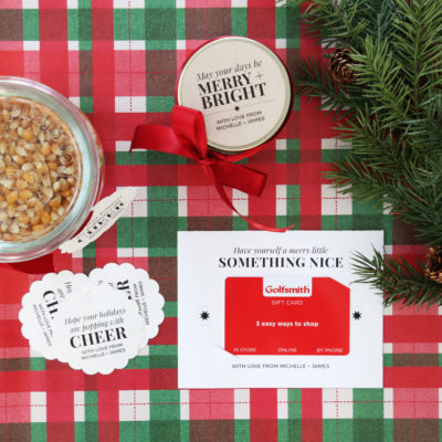 Simple DIY Holiday Gift Ideas and Printables